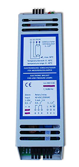 UV-C Tauchstrahler TLSVG - Vorschaltgerät
