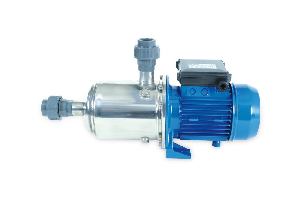 Komplettfilteranlage D511 - Hochdruckpumpe