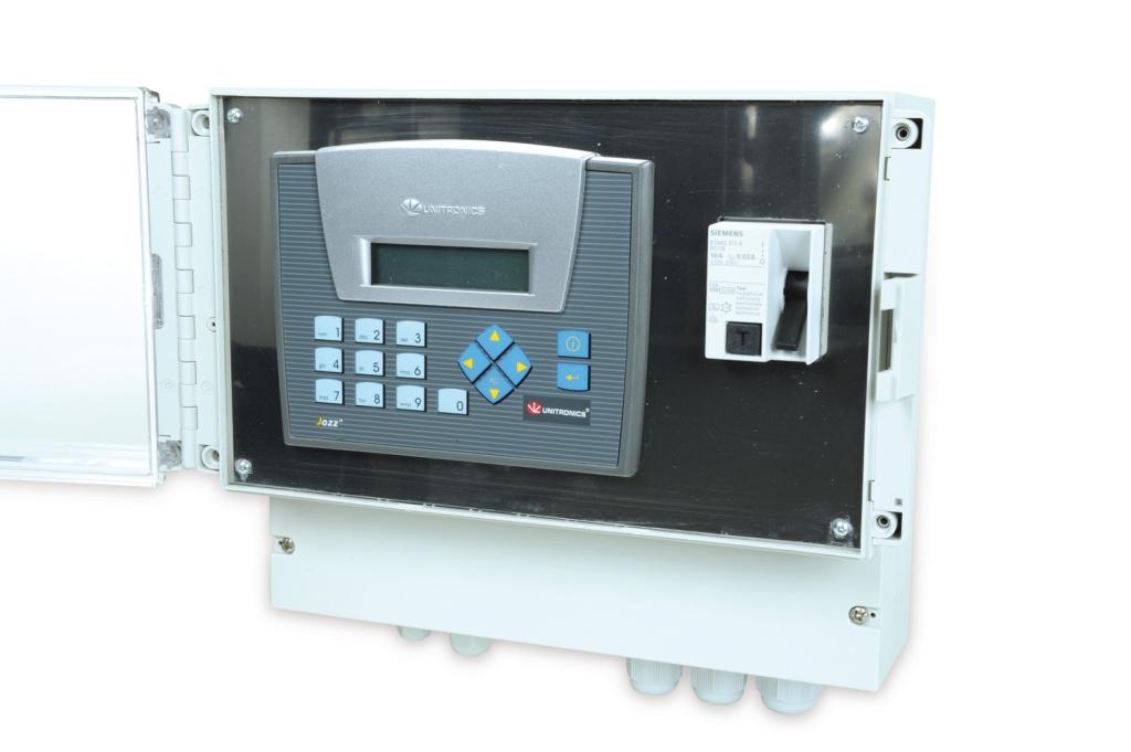 new aqua Control C1000 mit Unitronics Jazz SPS